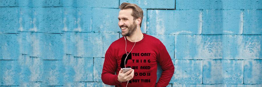 Lock Down Survior Mens T Shirt Online