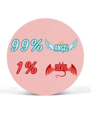 99 Angel 1 Devil Pop Grip for Phone