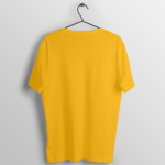 back 60ae7f45694e6 Golden Yellow S Men Round